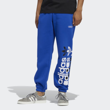 Herr Originals Blå Forum Sweat Pants