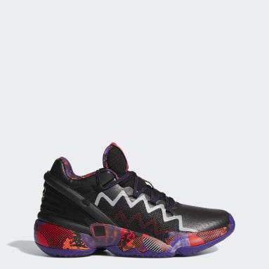 Erkek Basketbol Siyah D.O.N. Issue #2 Ayakkabı