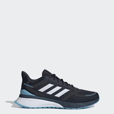 Zapatillas Nova Run Azul Hombre Caminar