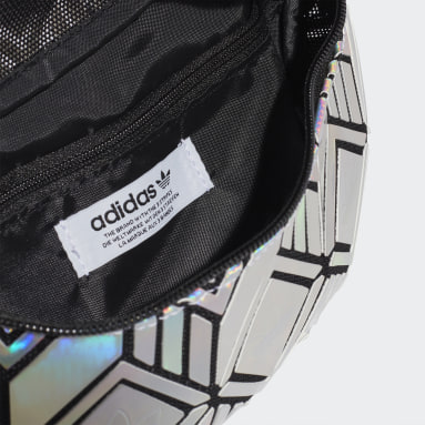 Dam Originals Silver Waist Bag