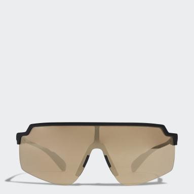Běh černá Sluneční brýle Sport SP0018