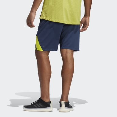 Men Running Blue 4KRFT Shorts