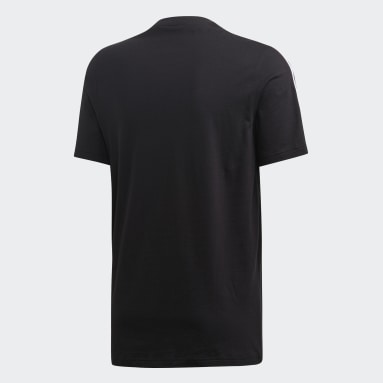 Camiseta Negro Hombre Originals