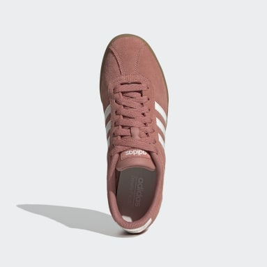 Women Sport Inspired Pink Courtset Shoes