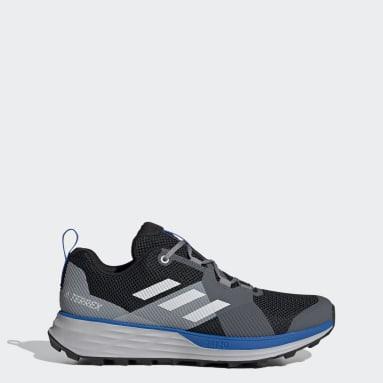 Men's TERREX Black Terrex Two Trail Running Shoes