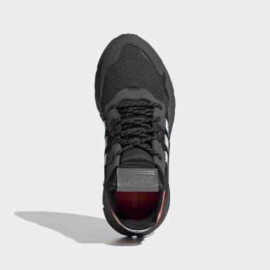 Erkek Originals Beyaz Nite Jogger Ayakkabı