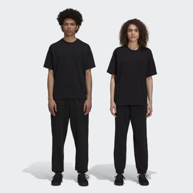 Pantalon molleton Pharrell Williams Basics (Non genré) noir Originals