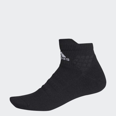 Winter Sports Black Alphaskin Ankle Socks
