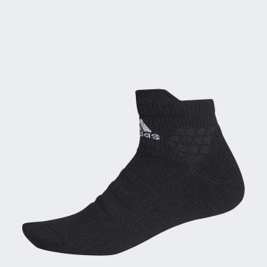 Socquettes Alphaskin Noir Sports