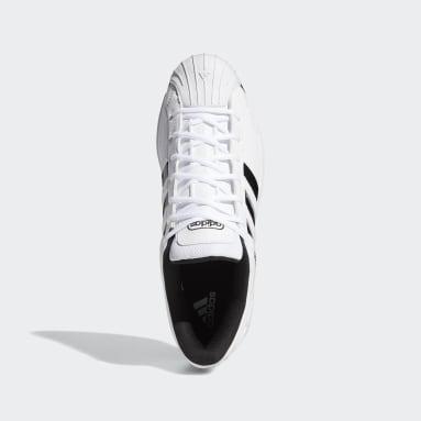 Chaussure Pro Model2G Low Blanc Basketball