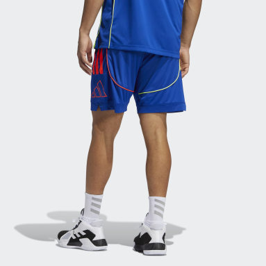 Men Basketball Blue Creator 365 Shorts