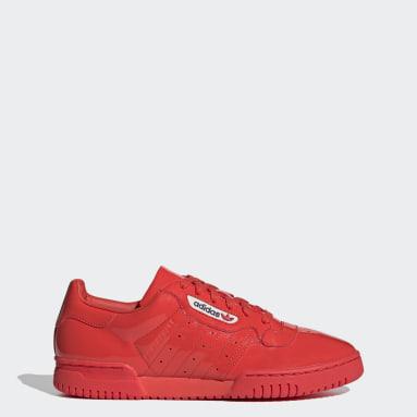Zapatillas Powerphase I.M.T.O.K. Rojo Hombre Originals