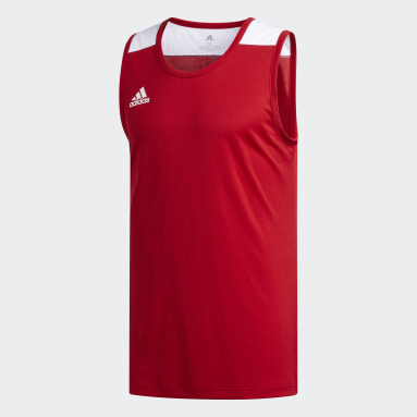 Camiseta Creator 365 Rojo Hombre Baloncesto