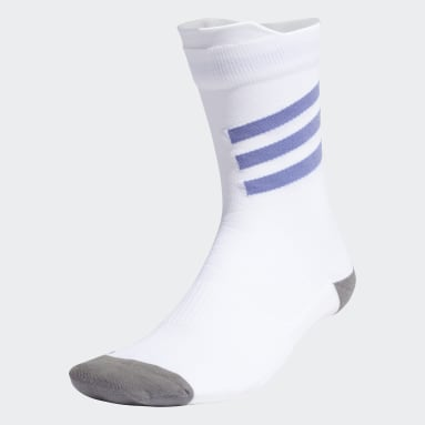 Women Sports White AEROREADY Ultralight Crew Performance Socks