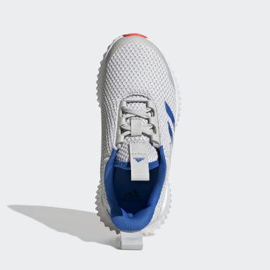 Kids Running Grey FortaRun Shoes