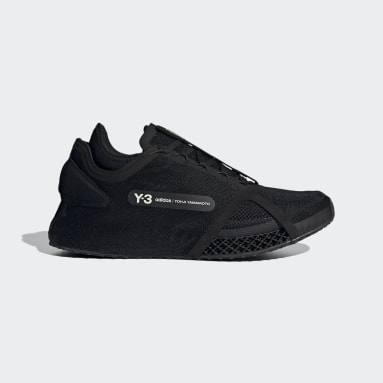 Y-3 Black Y-3 Runner 4D IOW