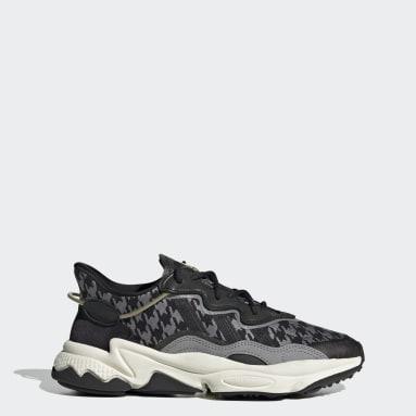 Women Originals Black OZWEEGO Shoes
