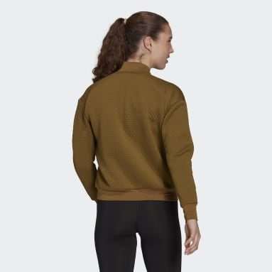Terrex Hike Fleece Jacket Zielony