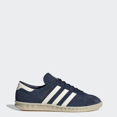 Women Originals Blue Hamburg Shoes