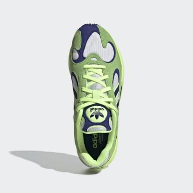 Yung-1 sko Grønn
