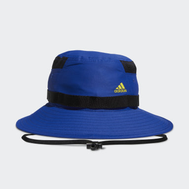 Men's Training Blue Boston Marathon® Victory Bucket Hat
