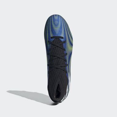 Men Soccer Blue Nemeziz.3 Firm Ground Cleats