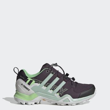 Zapatillas Terrex Swift R2 GORE-TEX Hiking Morado Mujer TERREX