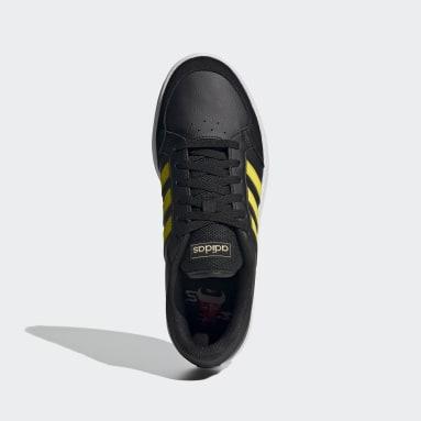 Men Sport Inspired Black Breaknet Shoes
