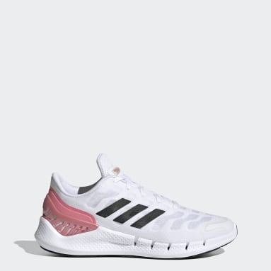 Chaussure Climacool Ventania blanc Femmes Course