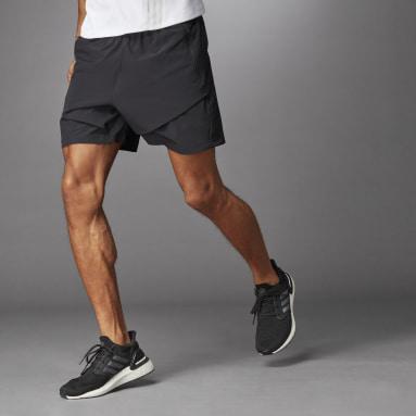 Pantalón corto Studio Tech Negro Hombre Running
