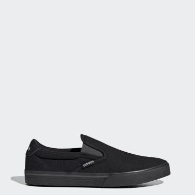 Men Sport Inspired Black Kurin Shoes