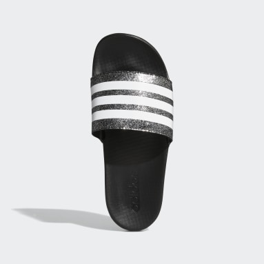 Kids Swimming Black ADILETTE COMFORT K