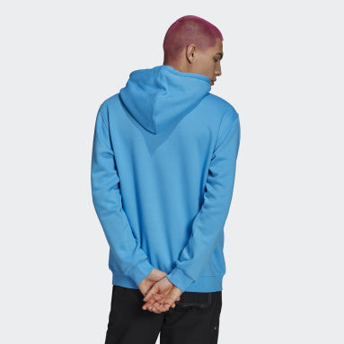 Men's Originals Blue The Simpsons Squishee Hoodie