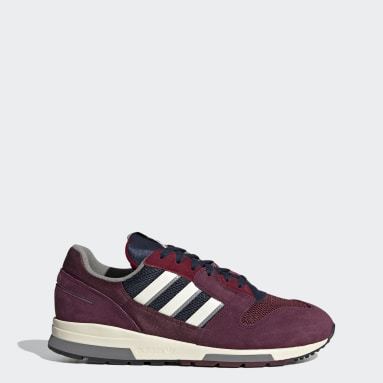 Originals Burgundy ZX 420 Shoes