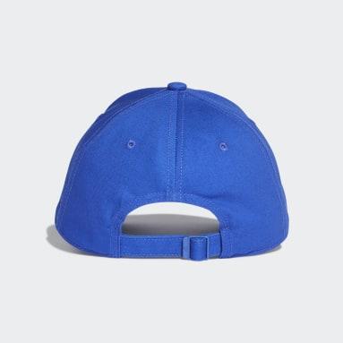 Gorra Tiro (UNISEX) Azul Fútbol