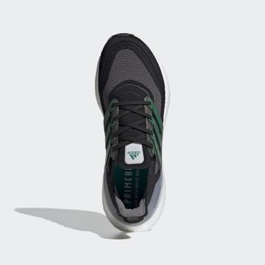 Zapatilla Ultraboost 21 Negro Running