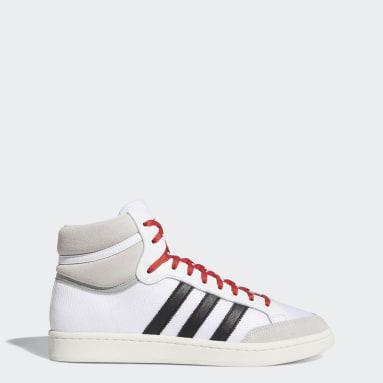 Originals White Americana Hi Shoes