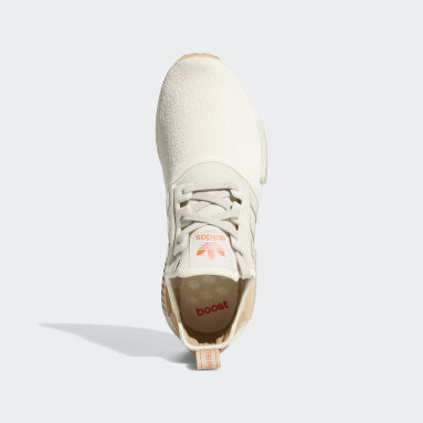 NMD_R1 Shoes Bialy