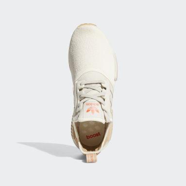 Scarpe NMD_R1 Bianco Uomo Originals