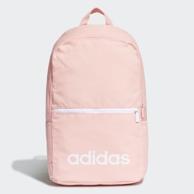 Gym & Training Pink Linear Classic Daily Backpack