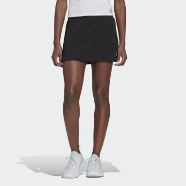 Women Tennis Black Club Tennis Skirt
