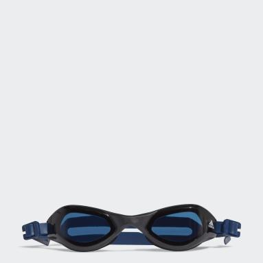 Børn Svømning Blå Persistar Comfort Unmirrored svømmebriller, juniorstørrelse