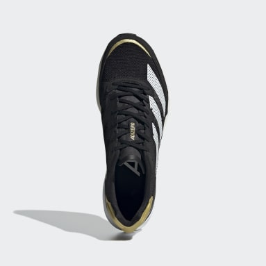 Chaussure Adizero Adios 6 noir Femmes Course
