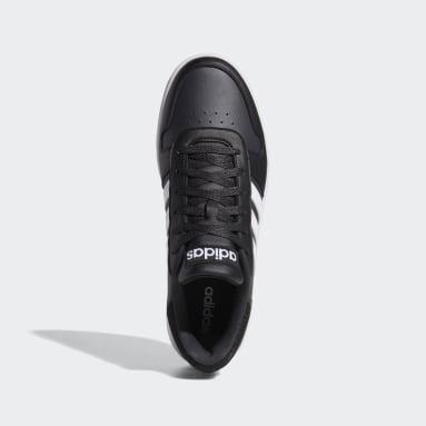 Erkek Sport Inspired Siyah VS Hoops 2.0 Ayakkabı