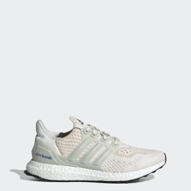 Women Running White Ultraboost 6.0 DNA Shoes