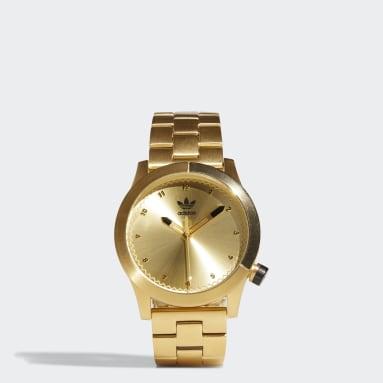 Originals Goud Cypher_M1_SST Horloge