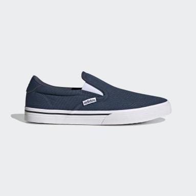 Chaussure Kurin Bleu Marche