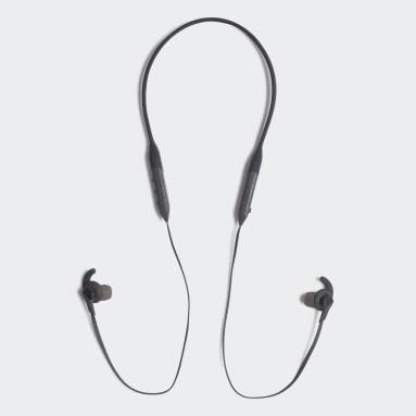 Running Black adidas RPD-01 SPORT-IN EAR Earbuds