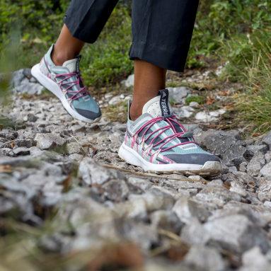 Women TERREX Green Terrex Voyager 21 Travel Shoes