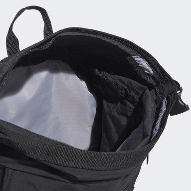 черный Светоотражающий рюкзак Classic Zip-Top